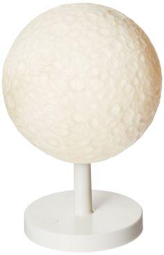 Kikkerland Moon Lamp