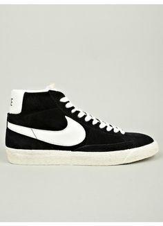 Nike Men's Blazer Mid Vintage Sneakers $115