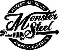 Tattoo Supplies - Monster Steel