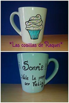 Taza cupcake