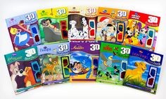 Groupon - $ 29.99 for a Disney 3D Storybooks Library 10-Book Bundle ($ 79.90 List Price). Free Shipping.. Groupon deal price: $29.99