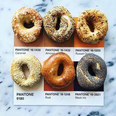 Salse, snack e gelati al Pantone! - Lucy Litman ha ideato una serie fotografica in cui rapporta un gruppo di alimenti ai Pantone http://www.bloggokin.it/2016/04/01/salse-snack-e-gelati-al-pantone/
