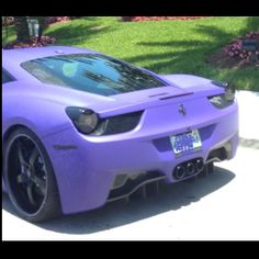 Purple perfection!