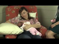 (2) Trying Out Natural Breastfeeding for the First Time - YouTube