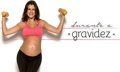 Exercícios para fazer em casa durante a gravidez e depois do parto - Fitness - MdeMulher - Ed. Abril