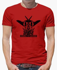 >> Click to Buy << 2017 Rushed men t shirts Air Force Nighthawk mod.1 Short sleeves Character Cotton kpop mens S-XXXL #Affiliate