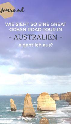 Falls du planst eine Tour der Great Ocean Road in Australien zu buchen, dann lies dir das vorher durch, damit du weißt, was meist so enthalten ist und ob es sich lohnt eher zwei oder drei Tage einzuplanen.