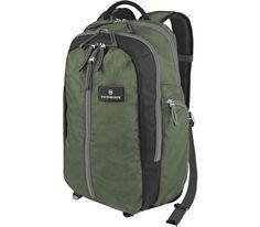 Victorinox Altmont 3.0 Vertical-Zip Laptop Backpack Green/Black