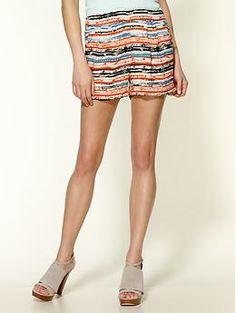 Sam & Lavi Rex Horizon Stripe Shorts   Piperlime