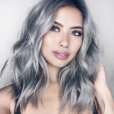 coupe cheveux courts et mi-longs tendance 2018