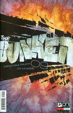 Bunker (2014 Oni Press) 9 Oni Press Modern Age Comic Book covers