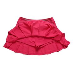 TopTie Pleated Tennis Skirt, Active Performance Sport Skort with Built-In Short http://www.recumbentbikely.com/