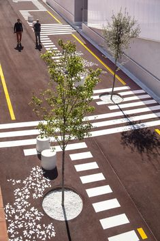 universal accessibility and low cost unnoticed: urbanization project in Malgrat de Mar, © Adrià Goula