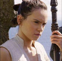 Daisy Ridley as Rey | Star Wars