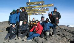 Mount Kilimanjaro Climb - Marangu Route and Safari Extension  The trip I am taking with REI Adventures to climb Kilimanjaro for cancer research.  http://www.race4cancer.org/