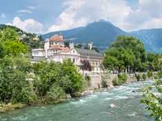 Kurhaus in Meran/ Südtirol