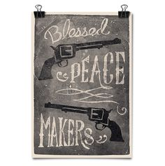 Blessed Peacemakers Art - 76 Garments