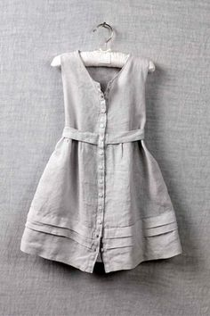 lovely linen for baby girl