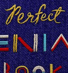 Vogue Japan Perfect Denim by MaricorMaricar Studio, via Behance