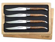 Kitchen Knives, Kitchen Tools, Steak Knives, Whisky, Flatware, Cocktails, France, Wine, Bar