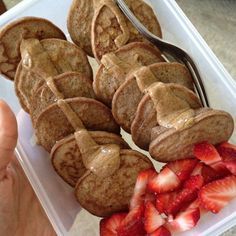 Yes You CAN Meal Prep Pancakes!