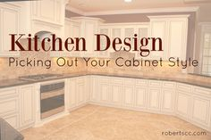 10 Popular Kitchen Cabinet Styles #michaelrobertsconstruction #kitchen #cabinets robertscc.com/kitchen-design-choosing-your-cabinet-style/