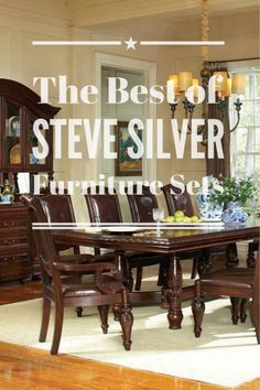 A huge selection of Steve Silver Furniture Sets at the Best Prices and Fastest Delivery!