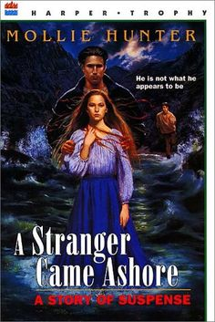 A Stranger Came Ashore by Mollie Hunter  Fantastic selkie story.  One of my favorite young adult novels.