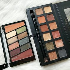 """1,859 Likes, 29 Comments - Jen (@beauddiction) on Instagram: """"Comparison Time!  The new @wetnwildbeauty Comfort Zone (with the extra transition shades) vs. the…"""""""