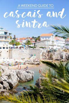 La guía de fin de semana a Cascais y Sintra, Portugal