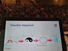 Лекция Сюй Минтана для всех желающих в Одессе (Украина) (личные фото Мастера).