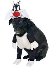 Sylvester Costume for Dogs