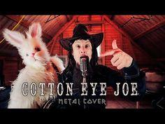 (33) Cotton Eye Joe (metal cover by Leo Moracchioli) - YouTube