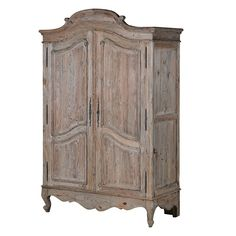 Amaury Old Pine Double Wardrobe Beautifully Designed. Our Furniture & Accessories are all made to a high standard with covered warranty for peace of mind. Make your Home Inspirational. La Maison Chic Luxury Furniture Free UK* Delivery Call 0800 1337828 to speak to our sales team.