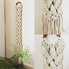 Braided Ring Wall Hanging