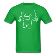 JDM Domo Monster Mechanic Shirt