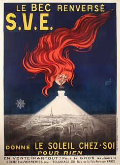 Leonetto Cappiello, Poster for Glassworks Company, France, 1911