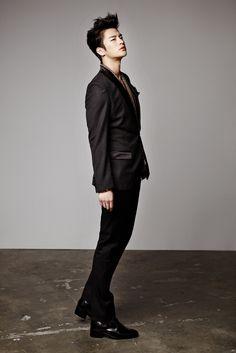 Seo Inguk.  A stillcut for new album 'Perfect Fit'.