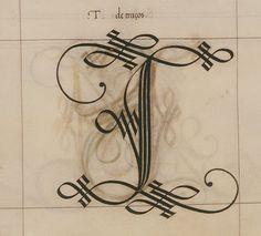 Spanish scriptorium manual - T. de tracos