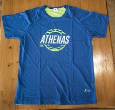 Camiseta Athenas 10K