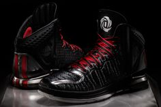 Feast Your Eyes Derrick Rose's New 'D Rose 4' Signature Shoe from Adidas | Bleacher Report