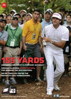 Bubba is the only one who can hit this shot.