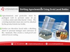 This video is all about Barrier Films for Agrochemicals & Bottled Products. Vacuum bags are made of high resistant barrier materials such as PA/EVOH, etc. the thickness of the pouch are increased or decreased as per the customization requests from various industries. This product is available in different sizes and offers protection and moisture resistant properties to the products. Watch out the video or else invited to visit at http://www.vishakhapolyfab.com/contactus.shtml for further…