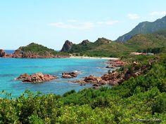 "spiaggia ""su sirboni, Cardedu(OG) Sardegna"