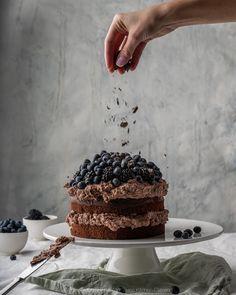 Glutenvrije chocoladetaart met chocoroom - Oh My Pie!