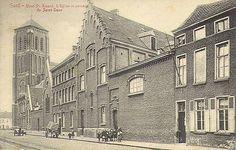 H Hartstraat  -  St Amandsberg