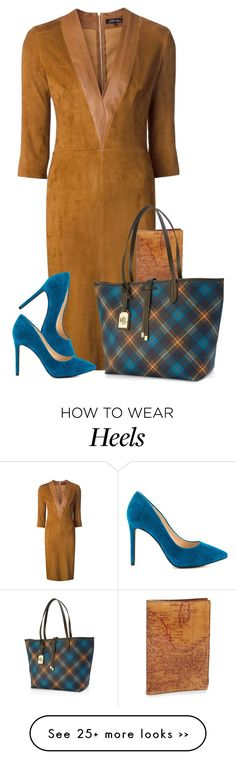 """Jitrois Autumn"" by absolutelyfabulousdesigns on Polyvore featuring Jitrois, Patricia Nash, Jessica Simpson, Lauren Ralph Lauren and fallsetsoutfitonly"