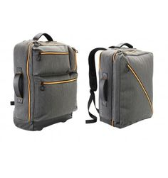 Shenzhen Xinghao Leather Co. Travel Backpack With Wheels, Mens Travel, Hand Luggage, Oxford, Backpacks, Shenzhen, Boston, Leather, Bags