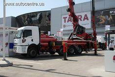 На шасси известного турецкого грузовика Ford Cargo можно установить различные надстройки, в частности краны-манипуляторы и краны с шарнирной стрелой.