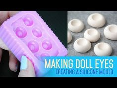 :・゚✧ Hi! In this video I will show you how I made my own silicone moulds to speed up the process of eye making. This mould will enable me to create endless c...